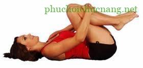 Vật lý trị liệu cho thoái hóa cốt sống thắt lưng - Kéo giãn cơ dựng cột sống thắt lưng