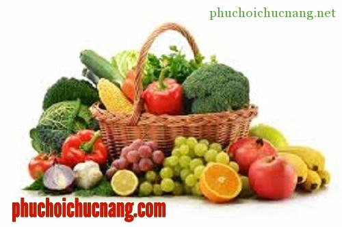 Ăn nhiều trái cây tốt cho xương khớp